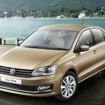 Volkswagen Vento Facelift-Exteriors Front View