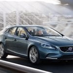 Volvo V40 Exteriors Side View