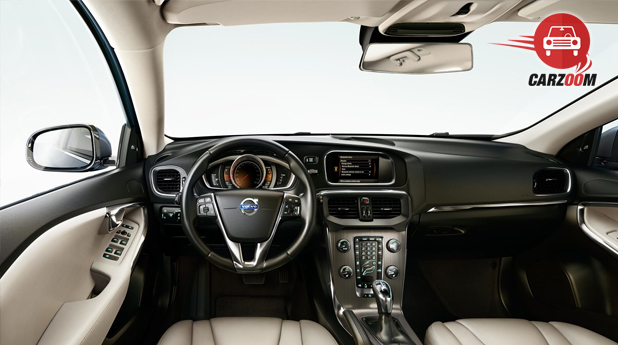 Volvo V40 Interior Dashboard