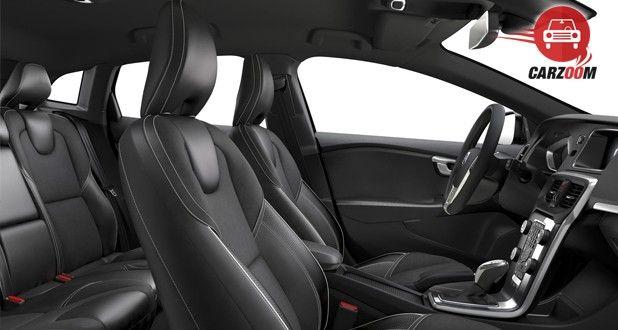 Volvo V40 Interiors Seats