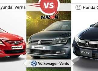 Volkswagen Vento vs New Hyundai 4S fluidic Verna vs Honda City