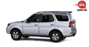 Tata Safari Storme facelift - Left Side View