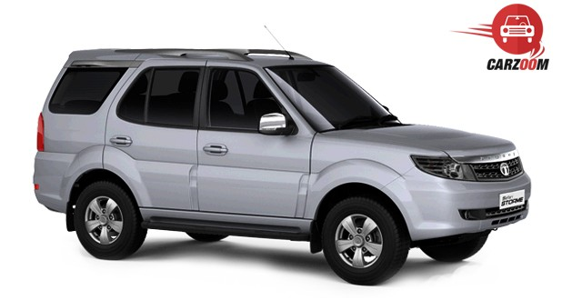 Tata Safari Storme facelift - Right Side View