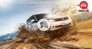 Tata Safari Strome -FAQ