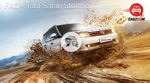 Tata Safari Strome -FAQ