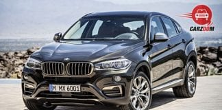 BMW X6 Exterior View