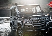 Force Motors Gurkha Hard Top Exteriors