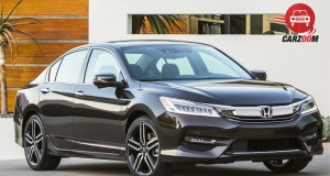 Honda Accord 2016 Exteriors