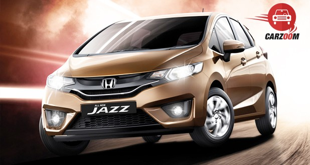 Honda All New Jazz Exterior