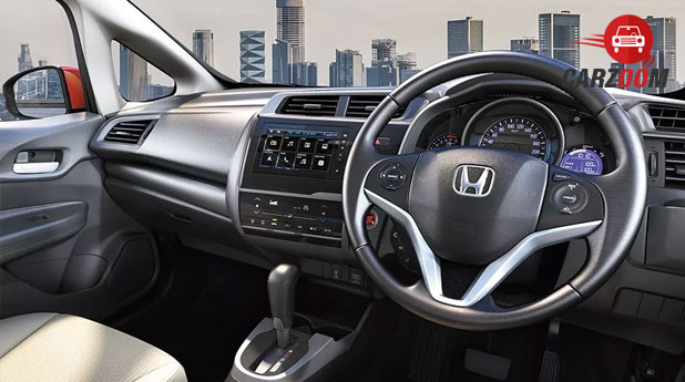 Honda Jazz Dashboard