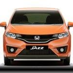 Honda Jazz Exterior Front View