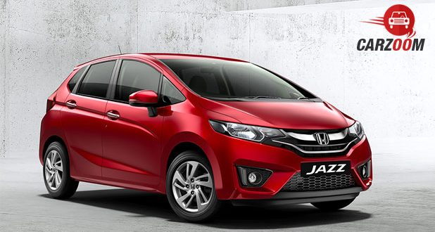 Honda Jazz Front View