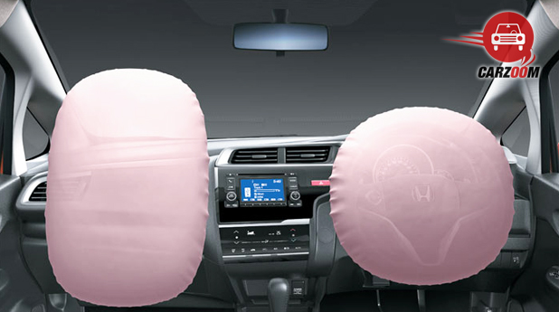 Honda Jazz Interior Dashboard View