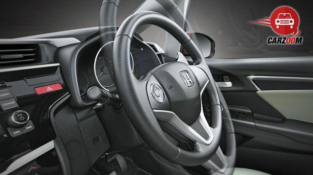Honda Jazz Interior Steering with Tilt