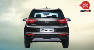 Hyundai Creta Exterior Back Phantom Black