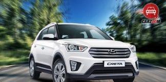 Hyundai Creta Exterior Front Side View