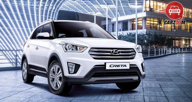 Hyundai Creta Exterior View
