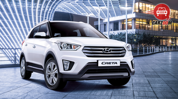 Hyundai Creta 1 6 CRDi SX Plus - DieselPrice in India