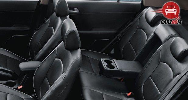 Hyundai Creta Interior Seat View