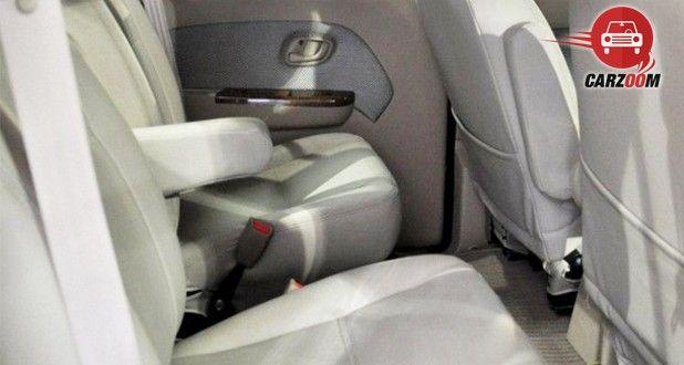 ICML Extreme Interior Seat