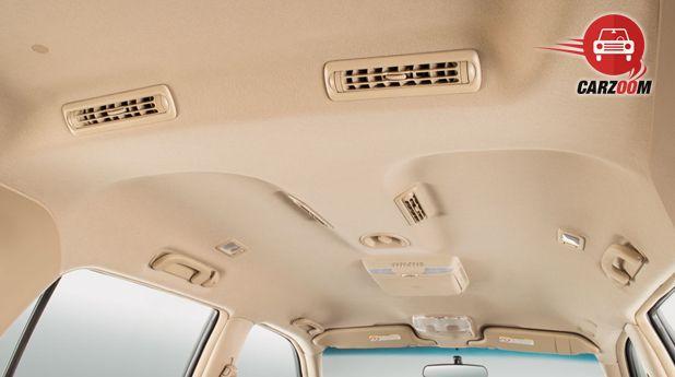 Isuzu MU 7 AT Premium Interior Upholstery