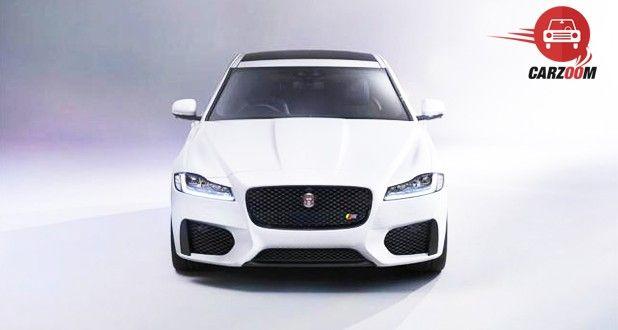 Jaguar XF Aero Sport Edition Front View