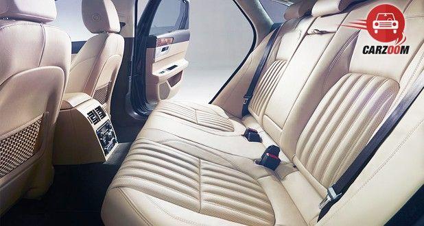 Jaguar XF Aero Sport Edition Interior Seat