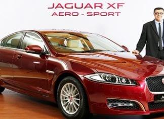 Jaguar XF Aero Sport Edition Launch