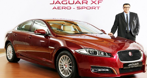 Jaguar XF Aero Sport Edition Launch