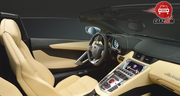 Lamborghini Aventador Interior Dashboard