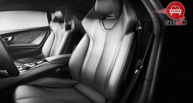 Lamborghini Aventador Interior Seats