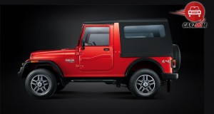 Mahindra Thar CRDe Exterior Side View