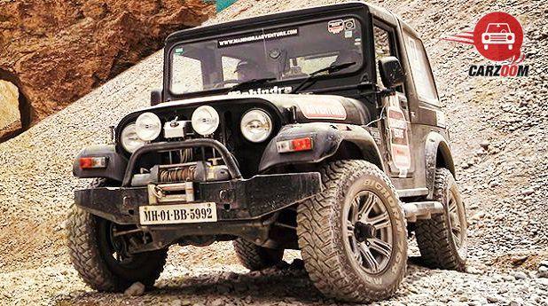 Mahindra Thar Facelift
