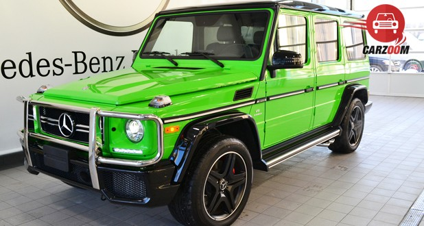 Mercedes-Benz G-Class G63 AMG Crazy Color Edition