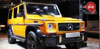Mercedes-Benz G-Class G63-AMG Crazy Color Edition Solar Beam Color