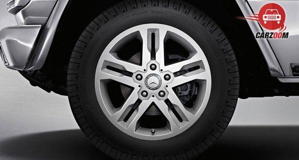 Mercedes Benz G Class G63 AMG Tyre View
