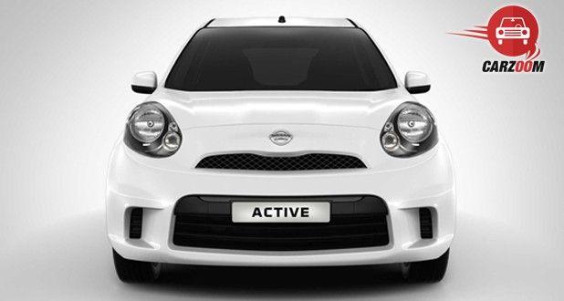 Nissan Micra Active Exterior Front