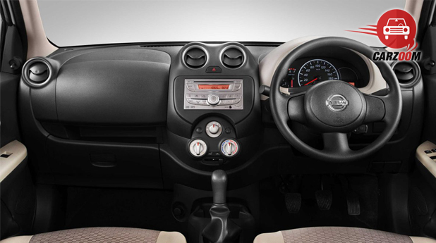 Nissan Micra Active Interior Dashboard