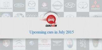 Upcoming Car July