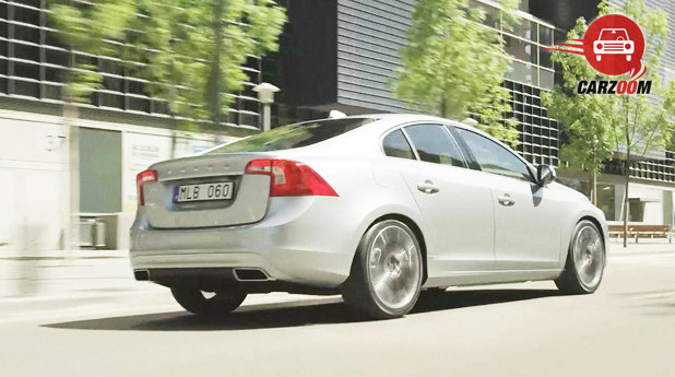 Volvo S60 T6 Exterior Back Side View
