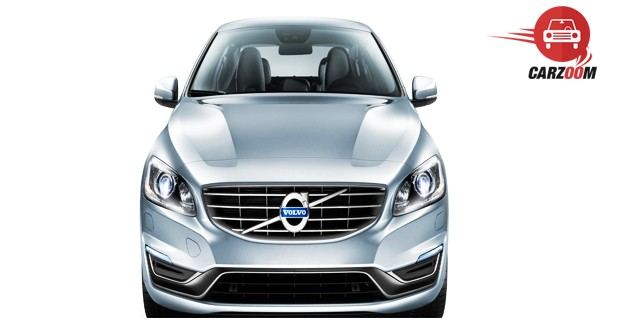 Volvo S60 T6 Exterior Front View