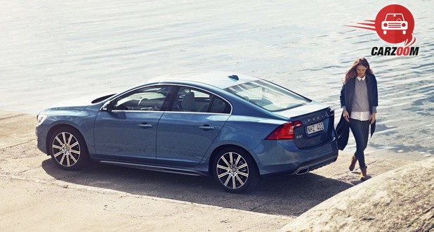 Volvo S60 T6 Exterior Side View