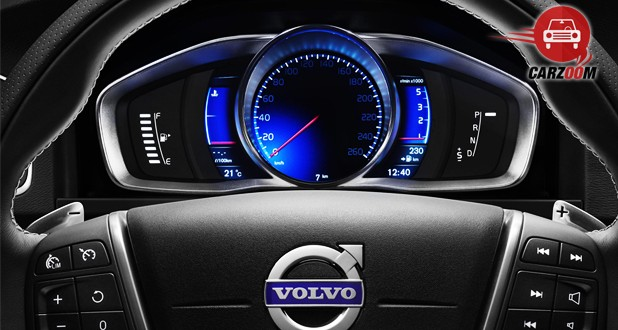 Volvo S60 T6 Interior Side Dashboard