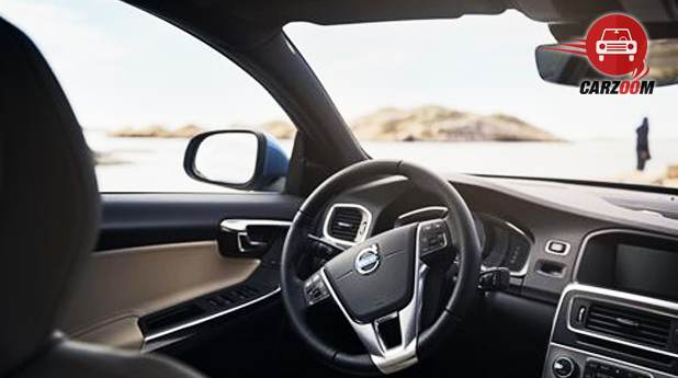 Volvo S60 T6 Interior Side View