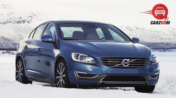 Volvo S60 T6 Petrol Front