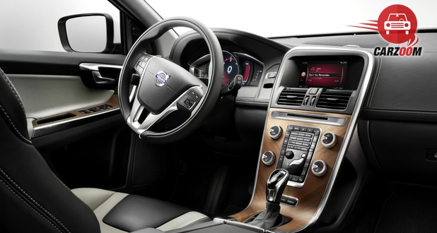 Volvo XC 60 Interior Dashboard