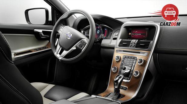 Volvo XC60 Interior Dashboard