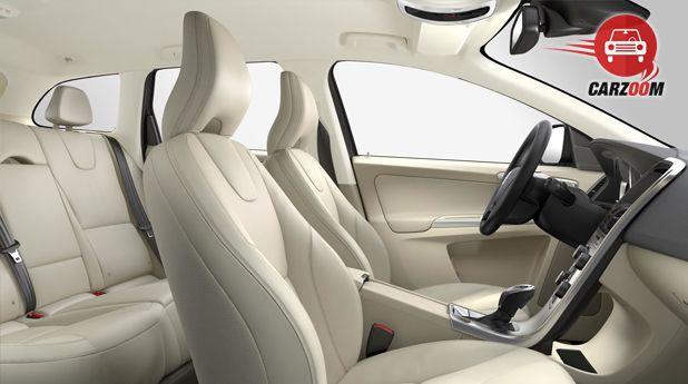 Volvo XC60 Interior Seats White