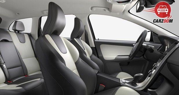 Volvo XC 60 Interior View