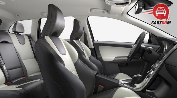 Volvo XC60 Interior View